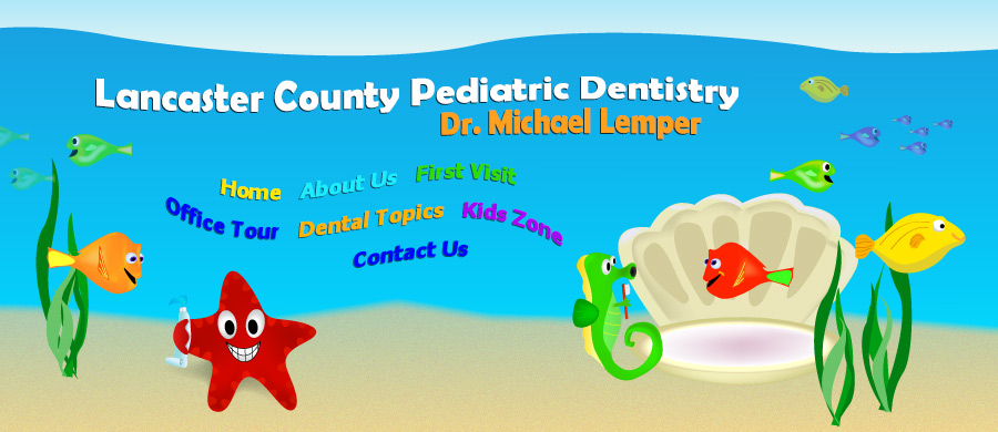 Pediatric Dentist Dr. Michael Lemper in Willow St., PA