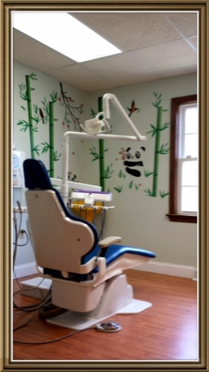 Pediatric Dentist Dr. Michael Lemper in Willow St., PA - Exam room