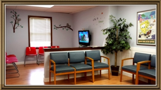 Pediatric Dentist Dr. Michael Lemper in Willow St., PA - Lobby Area